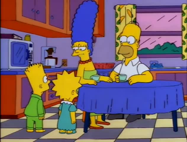 Watch and share The Simpsons GIFs and Forgiveness GIFs by Christmasgifs on Gfycat