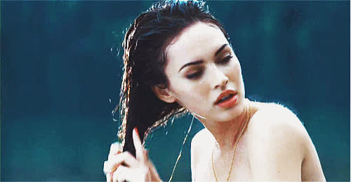 hot, megan fox, naked, nude, sexy, skinny dip, Megan Fox Skinny Dip GIFs