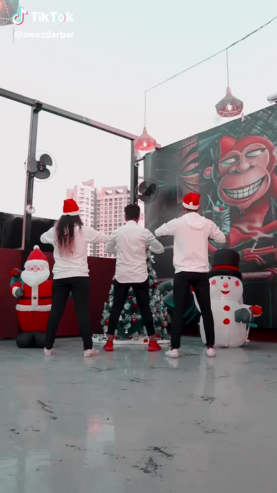 Watch and share Danceindia GIFs and Christmas GIFs by TikTok on Gfycat
