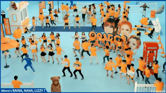Watch and share Orange Caramel GIFs by andamiro on Gfycat
