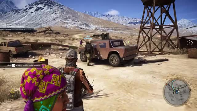 Watch Ghost Recon Wildlands new driving feature GIF by @ledfalcon on Gfycat. Discover more GamePhysics GIFs on Gfycat