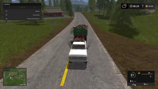 Watch and share Farming Simulator 17 GIFs on Gfycat