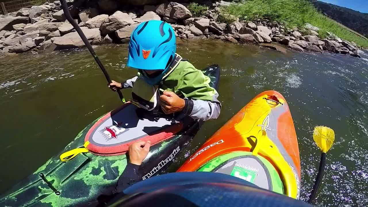 kayak, whitewater, Barrel Springs on the Colorado River GIFs