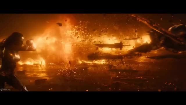 """Watch and share Wonder Woman Vs Ares / """"Goodbye Brother"""" 
