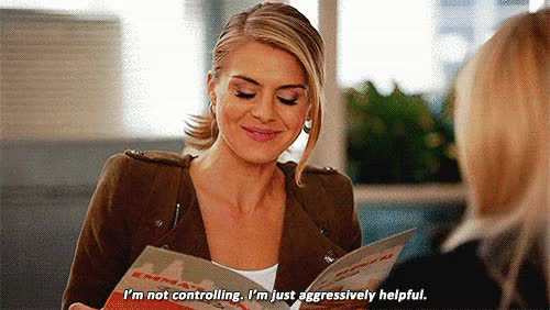 Watch and share Eliza Coupe GIFs on Gfycat