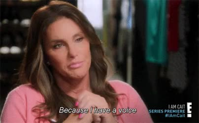 Watch and share Caitlyn Jenner GIFs and But Who Cares GIFs on Gfycat