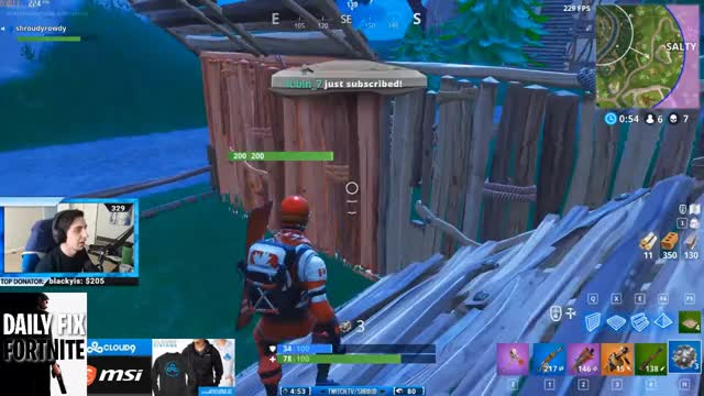 impulse practice DAILY FIX FORTNITE YOUTUBE