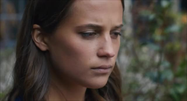 Watch Alicia Vikander - Submergence - 10 GIF on Gfycat. Discover more related GIFs on Gfycat