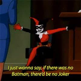 Watch Trial GIF on Gfycat. Discover more batman, batman the animated series, bruce timm, harley quinn, mine, paul dini GIFs on Gfycat