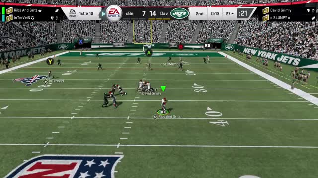 Watch and share Ribs And Grits GIFs and Maddennfl20 GIFs by Gamer DVR on Gfycat