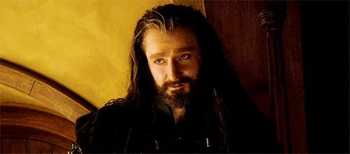 Watch and share The Hobbit Imagines GIFs and Thorin Oakenshield GIFs on Gfycat