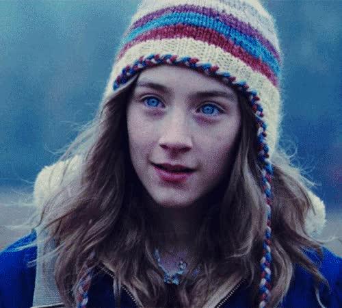 Watch and share Saoirse Ronan GIFs on Gfycat