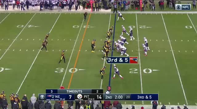 Watch and share 9 CPatt Converts A Critical 3rd Down GIFs on Gfycat