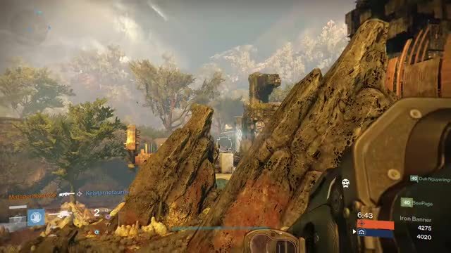 Watch and share CapitalH88 Playing Destiny GIFs by atgrey on Gfycat