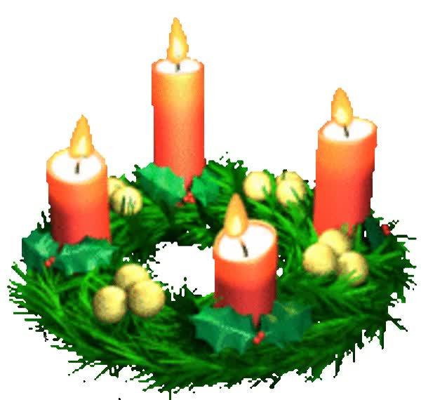 Watch and share Advent Advent Ein Lichtlein Brennt G Nzburg animated stickers on Gfycat