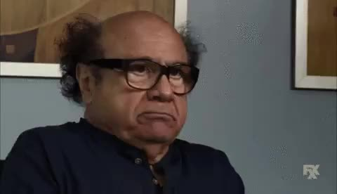 Watch this trending GIF by Yuyu (@yuyuaca) on Gfycat. Discover more Danny Devito, no, smh GIFs on Gfycat