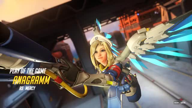 Watch Thanks, Hog nerf! GIF on Gfycat. Discover more Mercy, Overwatch GIFs on Gfycat