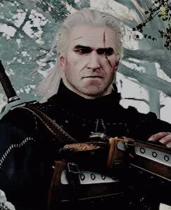 Watch geralt GIF on Gfycat. Discover more geralt of rivia, the witcher GIFs on Gfycat