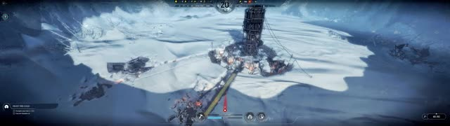 Watch and share Frostpunk Ultrawide Zoom In GIFs by Karthupial on Gfycat