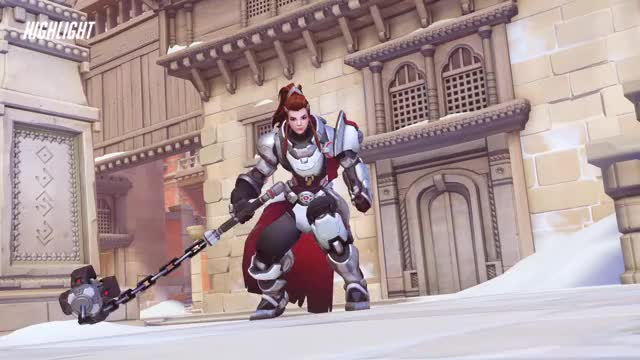 Watch and share Highlight GIFs and Overwatch GIFs by phthalocyanine on Gfycat