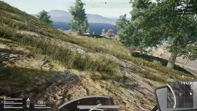Watch and share Vlc-record-2018-03-14-22h28m44s-PLAYERUNKNOWN GIFs on Gfycat