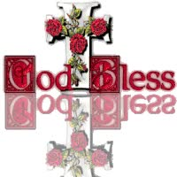 Watch and share God Bless You Photo: God Bless You Religious050.gif animated stickers on Gfycat