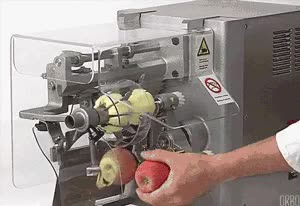 Watch Automated Apple Peeler (reddit) GIF on Gfycat. Discover more educationalgifs GIFs on Gfycat