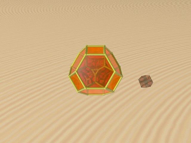 Watch bitruncated tesseract GIF by Stéphane Lambert (@slambert) on Gfycat. Discover more 4D, geometry, povray, tesseract GIFs on Gfycat