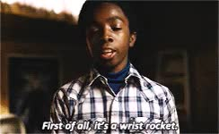 Watch and share Caleb Mclaughlin GIFs on Gfycat