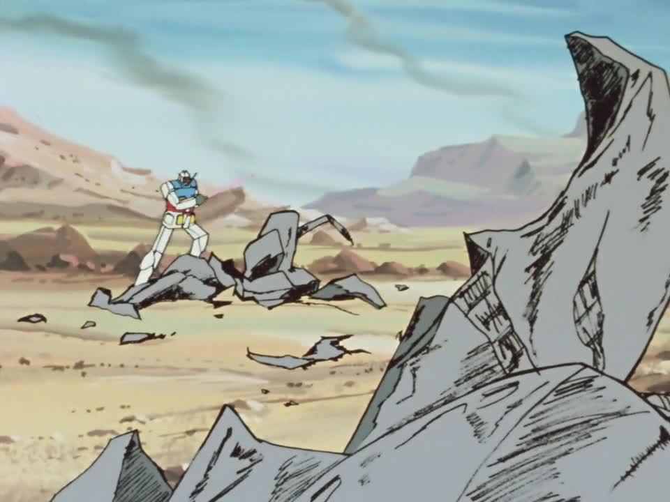 Gundam mining GIFs