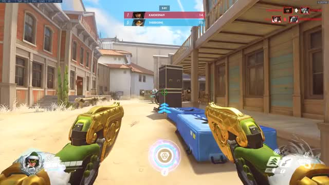 Watch and share Thebegin S GIFs and Overwatch GIFs on Gfycat