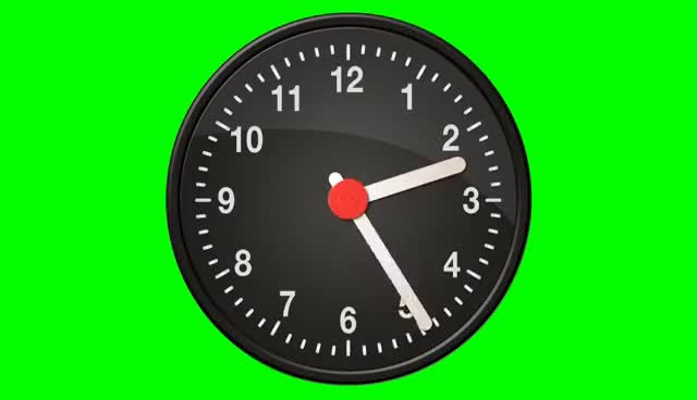 Watch and share Clock - Green Screen Animation GIFs on Gfycat