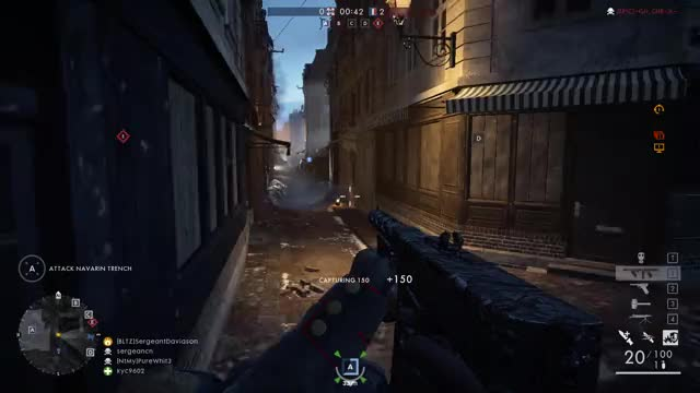 Watch and share Battlefield 1 GIFs and Gaming GIFs by The Potato Masher M17 on Gfycat
