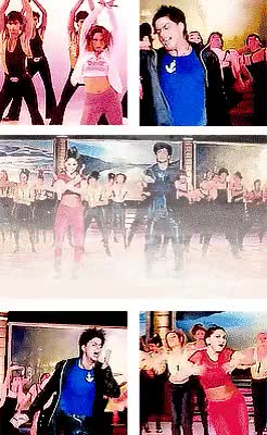 Watch tere khwaabon ki aanch mein GIF on Gfycat. Discover more Bollywood, Dil To Pagal Hai, I'm actually proud of this, Madhuri Dixit, SRK, my stuff, though it doesn't look as great as it did on PS GIFs on Gfycat