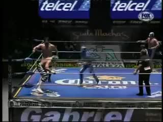 Watch and share Cmll GIFs on Gfycat