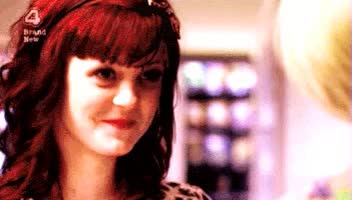 Watch and share Kathryn Prescott GIFs on Gfycat