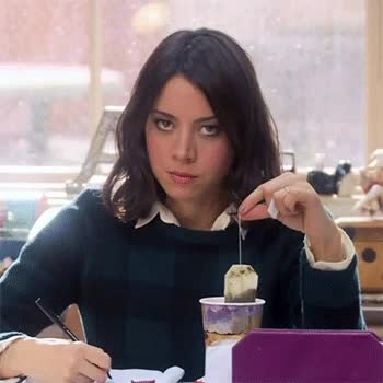 Watch and share Aubrey Plaza GIFs and Celebs GIFs by swiftbot123987 on Gfycat