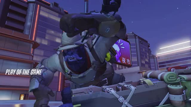 Watch 3boop 19-01-29 18-39-56 GIF on Gfycat. Discover more ana, overwatch, potg, winston GIFs on Gfycat