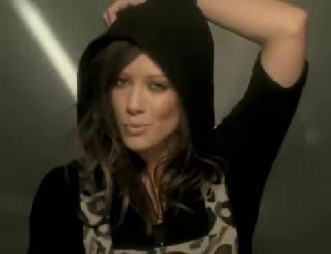 danc, dignity, hilary duff, music, stranger, video, Hilary Duff GIFs