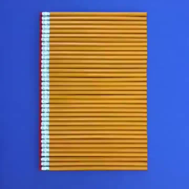 Unique stop motion animation made on pencils (@bashirsultani) GIFs