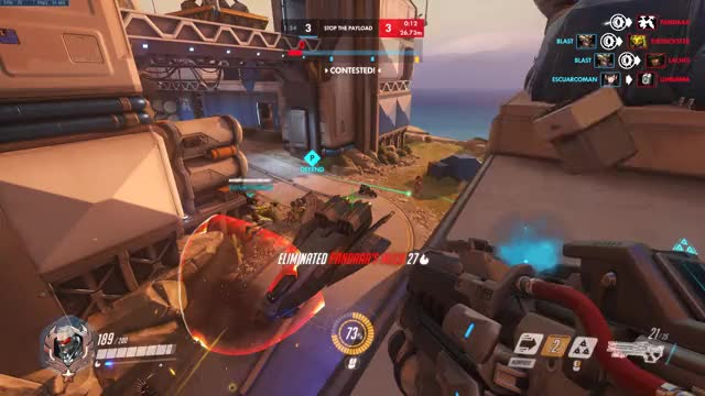 Watch overwatch-rein-needs-healing GIF on Gfycat. Discover more related GIFs on Gfycat