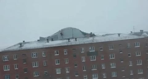 Watch and share 01-strong-winds-roof-gif GIFs on Gfycat