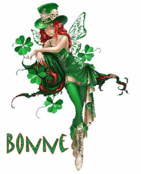 """Watch and share Elfe De Saint-Patrick """"Bonne Journée""""... GIFs on Gfycat"""