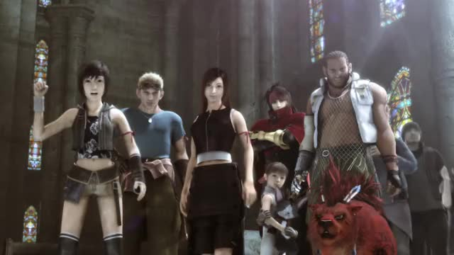 Watch tifa ftw! GIF on Gfycat. Discover more advent children, ff7 GIFs on Gfycat