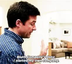 Watch and share Michael Bluth GIFs and Gob Bluth GIFs on Gfycat