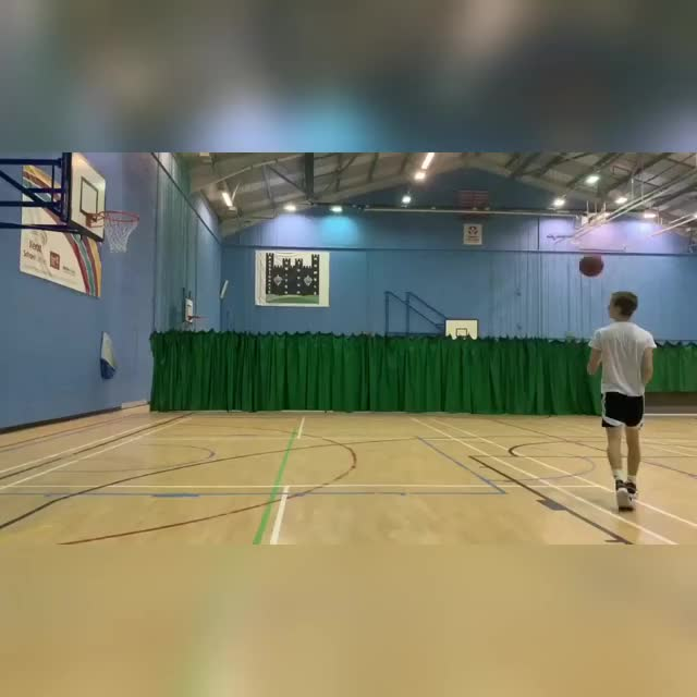 Watch Basketball Shot Form GIF by @harrisonoc99_ on Gfycat. Discover more related GIFs on Gfycat