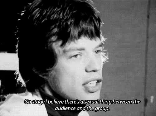 Watch and share Mick Jagger GIFs on Gfycat