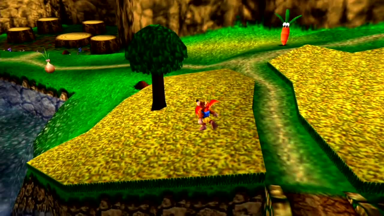 Banjo Kazooie Gifs Search | Search & Share on Homdor