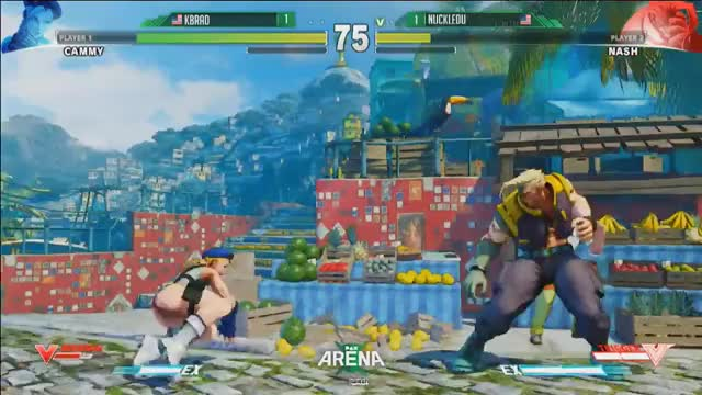 Watch Pax16a - NuckleDu mixup vs Cammy GIF by GenKaan (@genkaan) on Gfycat. Discover more streetfighter GIFs on Gfycat