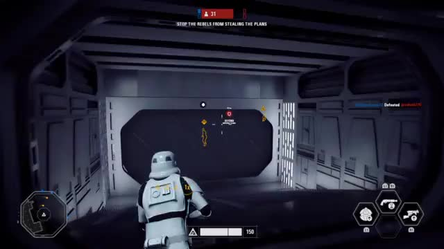 Watch and share Death Star II, Where The Fun Begins - StarWarsBattlefront GIFs on Gfycat
